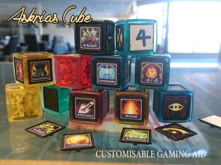 Askrias Cube