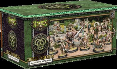 Circle Orboros Box