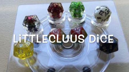 LittleCLUU Dice 3