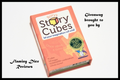 Rorys Story Cubes Giveaway