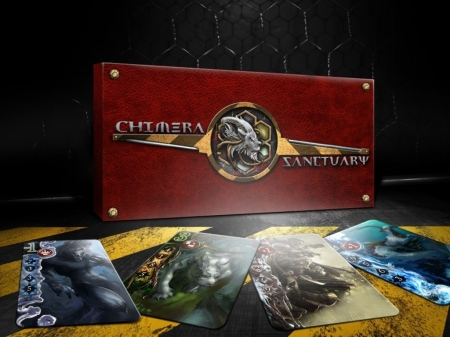 Photo from the Chimera Sanctuary Kickstarter page