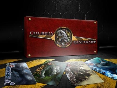 Photo from the Chimera Sanctuary Kickstarter page