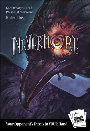 Nevermore Smirk and Dagger