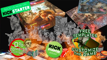 Photo from the Pandemonium Kickstarter page