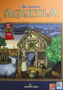 Photo from boardgamegeek.com. Click the image to visit the Agricola entry on BGG.