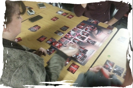 The Remains Playtest 1