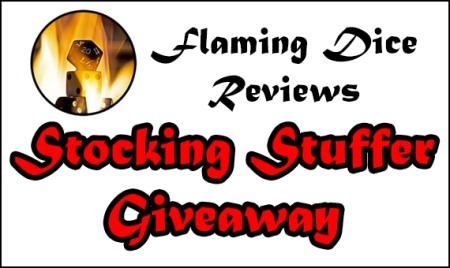 Stocking Stuffer Giveaway Banner