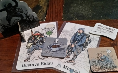 The Grizzled Artwork
