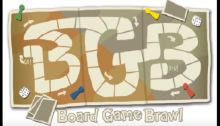 Board Game Brawl Logo