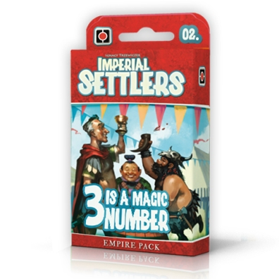 Imperial Settlers 3 Is A Magic Number Box