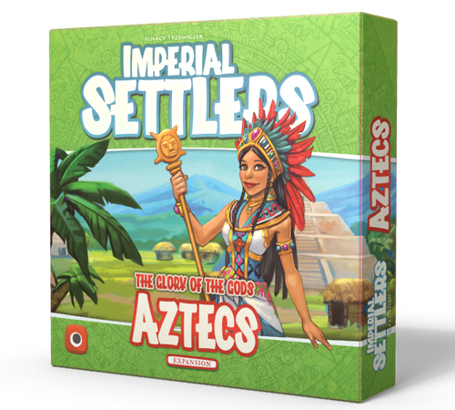 Imperial Settlers Aztec