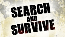 Search and Survive Screen
